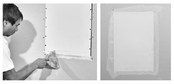 Des enceintes invisibles chez sonance on mag - Haut parleur mural invisible ...