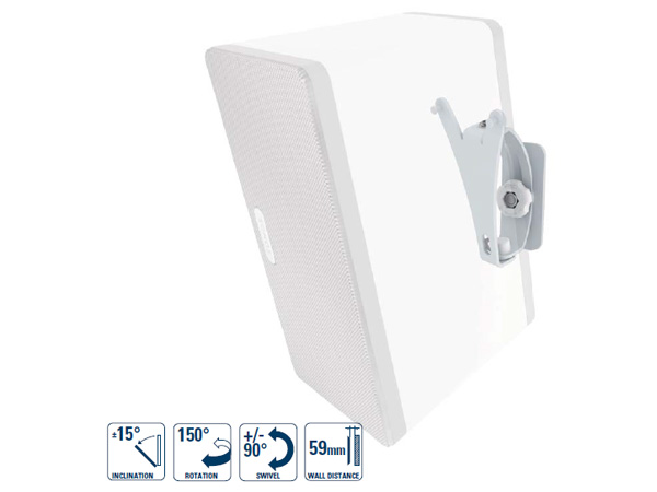 GBL-6614-Wall-mount-SONOS-PLAY3-White