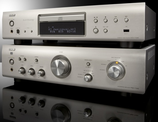 denon gamme 710 advenced evolution