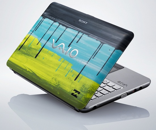 VAIO-W-series-Imperial-Lime-notebook