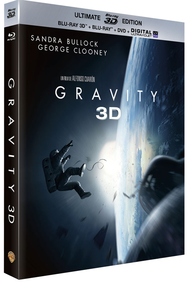 Gravity----BluRay