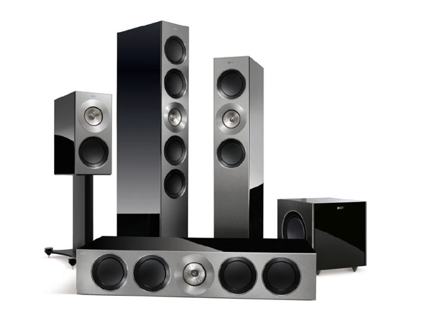 KEF Reference intro