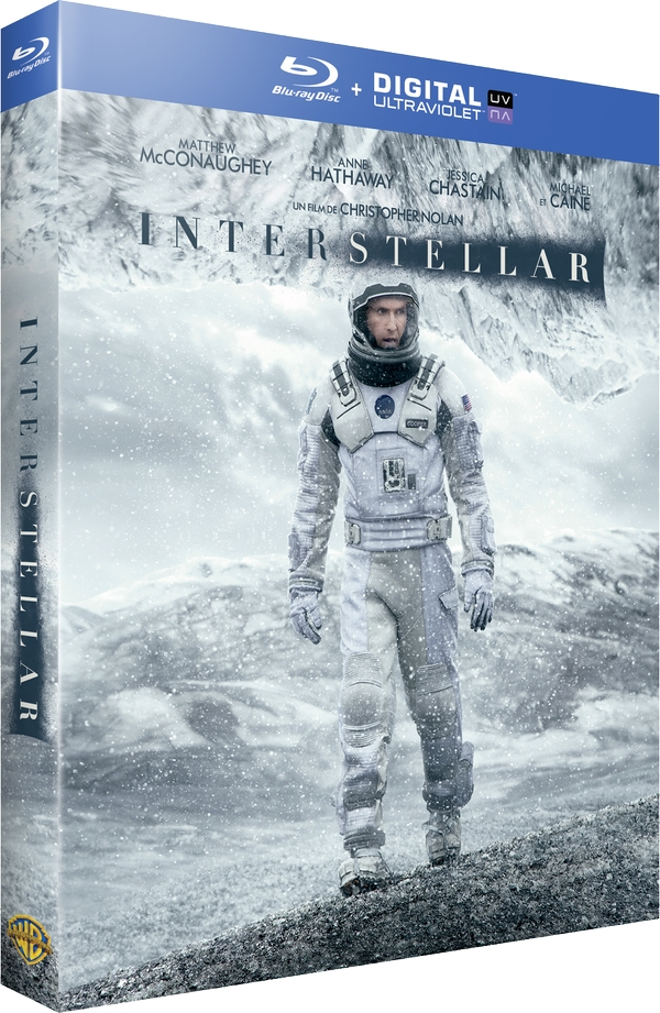 Bluray Interstellar 1