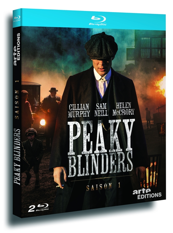 Bluray Peaky Blinders 1