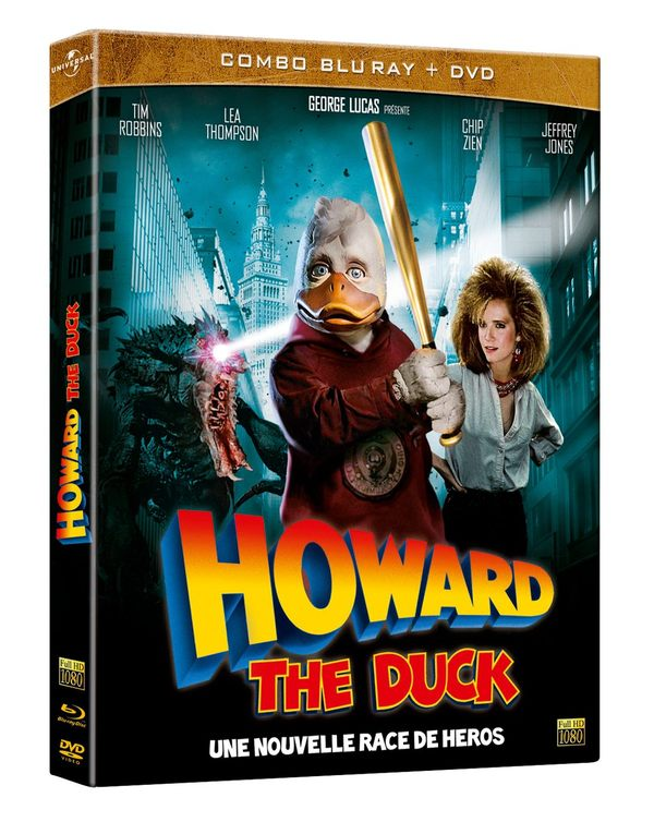 Blu-ray Howard The Duck