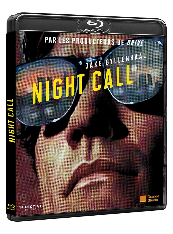Blu-ray Night Call