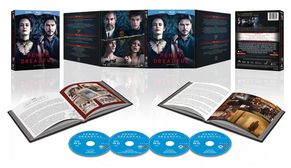 Blu-ray Penny Dreadful 1