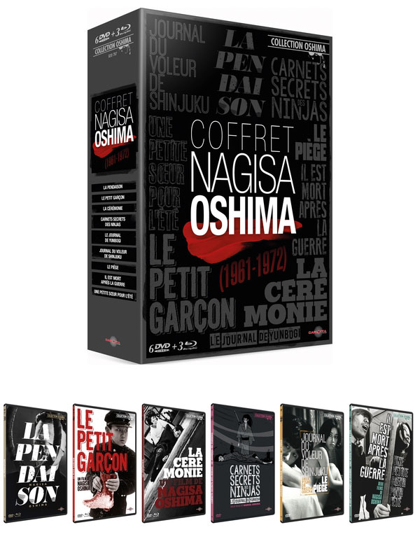 blu-ray Collection Oshima