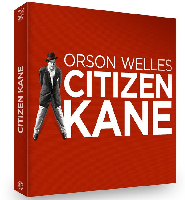Blu-ray Citizen Kane