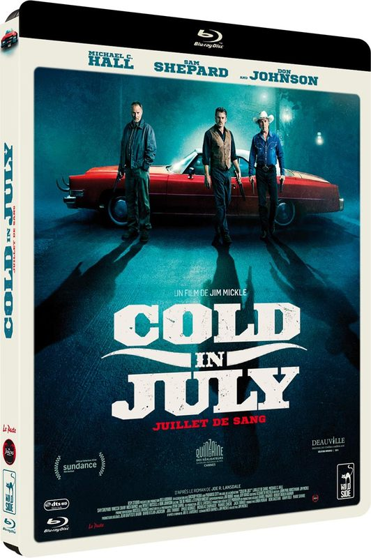 Blu-ray Cold in July