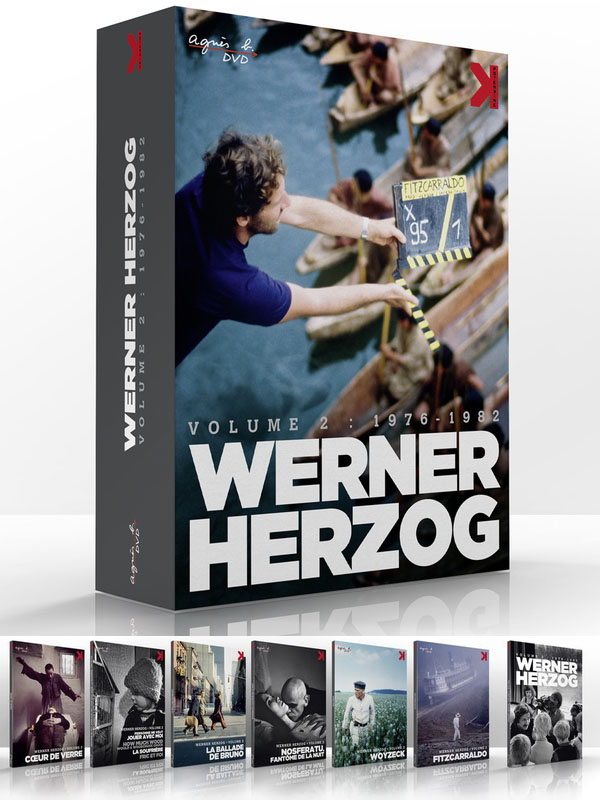 Blu-ray DVD Coffret Herzog Volume 2