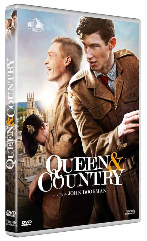 DVD Queen and Country