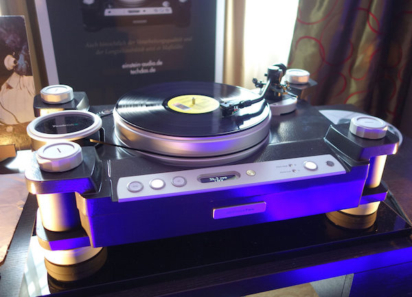 Hifi de Luxe 2015 Munich event