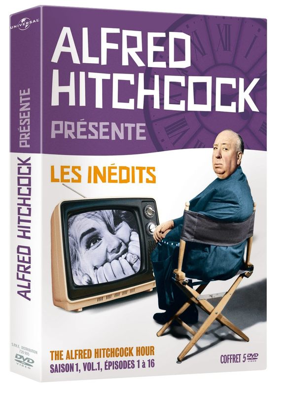 DVD Alfred Hitchcock Hour Saison1