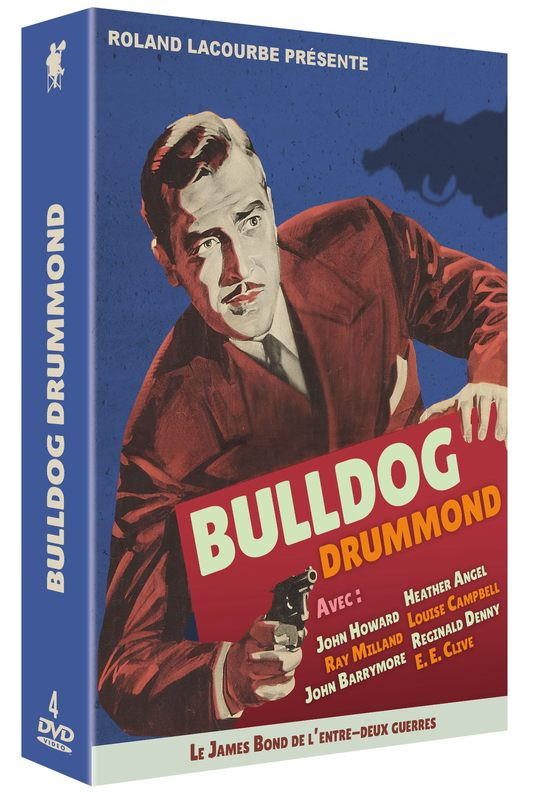 DVD Bulldog Drummond