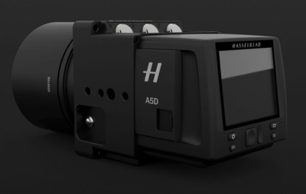 Hasselblad A5D-back