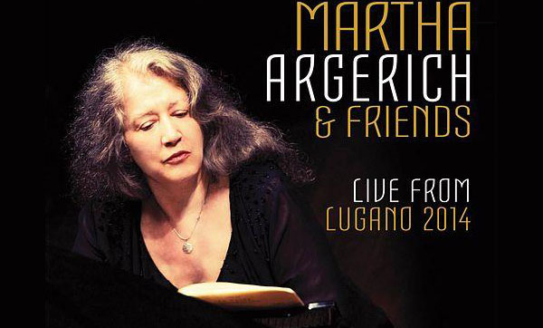 Martha Algerich and friends