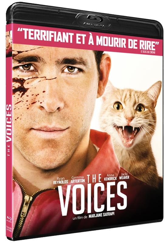 Blu-ray The Voices