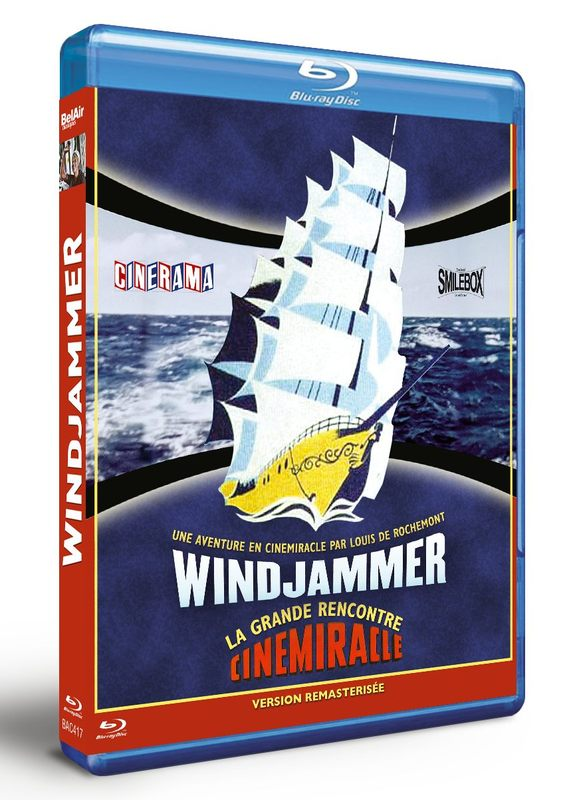 Blu-ray Windjammer