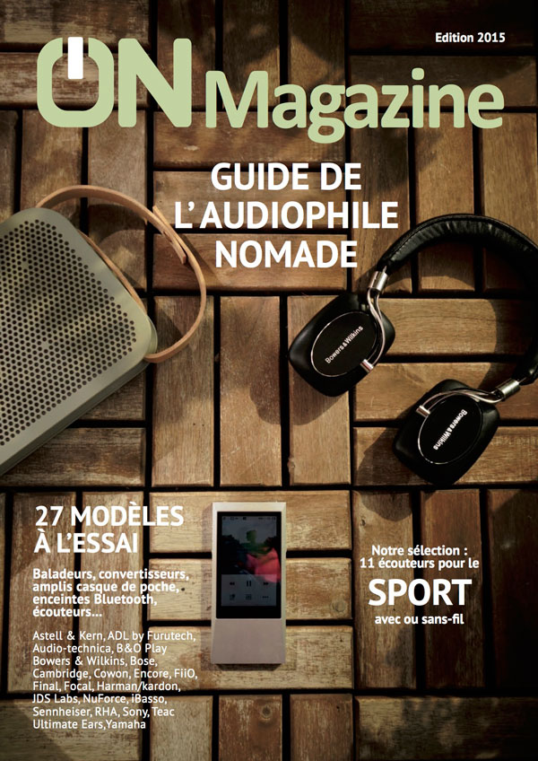 Guide audiophile nomade 2015
