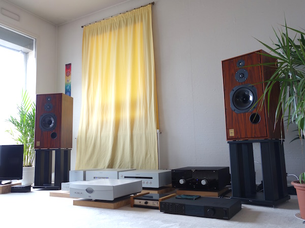 Harbeth chez HighEndAudio