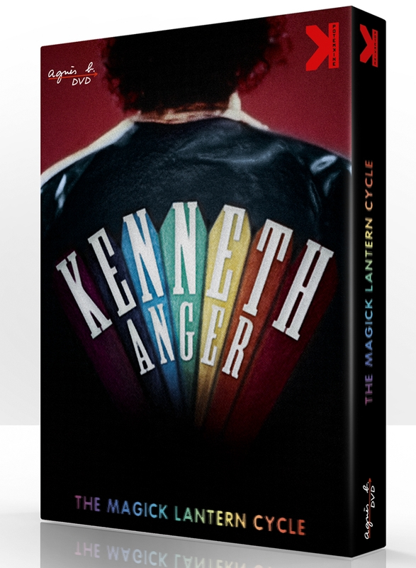 DVD coffret Kenneth Anger