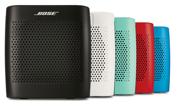 Enceinte Nomade Bose SoundLink Color Bluetooth