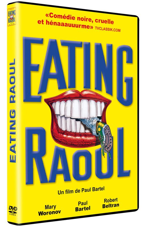 DVD Eating Raoul