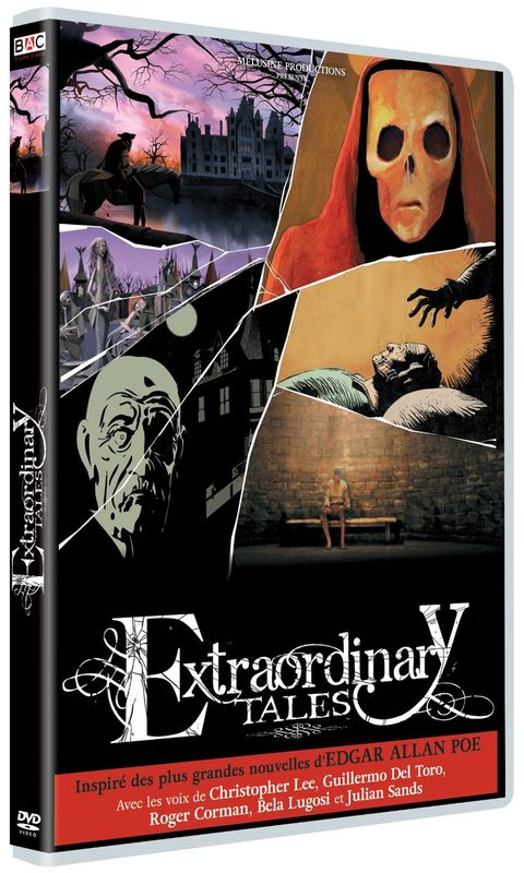 DVD Extraordinary Tales