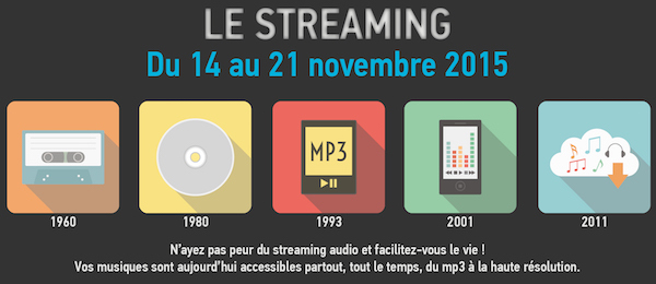 Semaine streaming