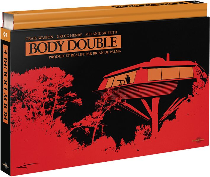 Blu ray Body Double