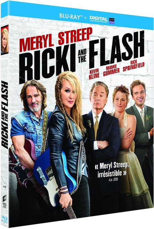 Blu ray Ricky and the Flash