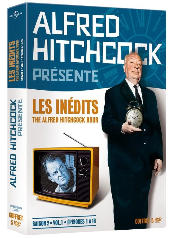 DVD Alfred Hitchcock Inédits Saison2 Volume1