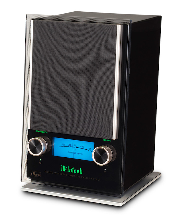 McIntosh XL RS100 Angle right grille