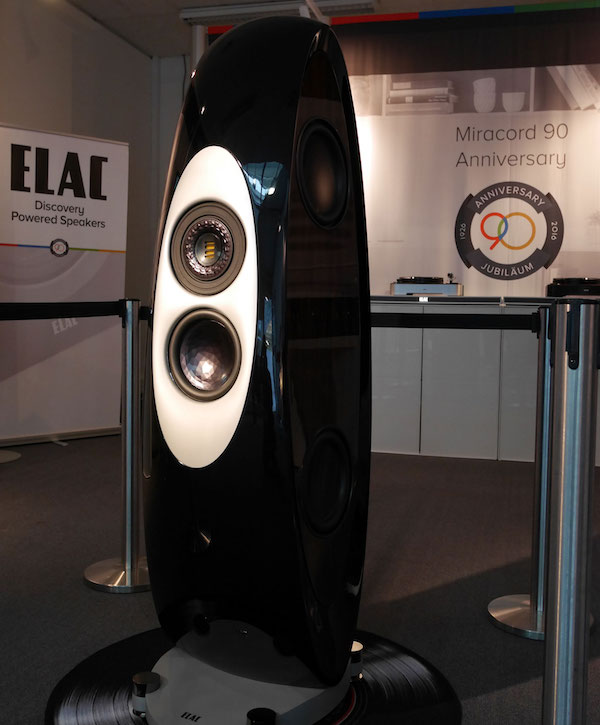 Elac Concentro High End 2016
