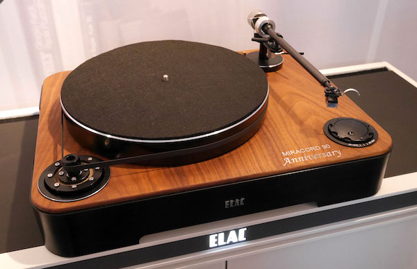Elac Miracord High End 2016