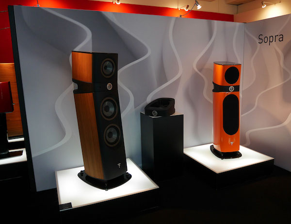 Focal Sopra 3 High End 2016