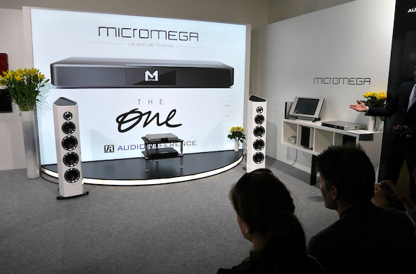 Micromega M One High End 2016