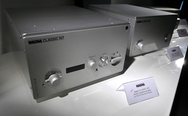 Nagra INT High End 2016