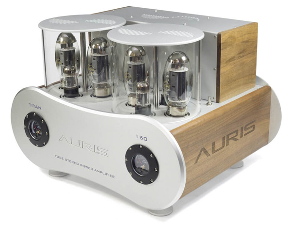 Auris Titan KT150 amplificateur titre made in Serbie high end luxe