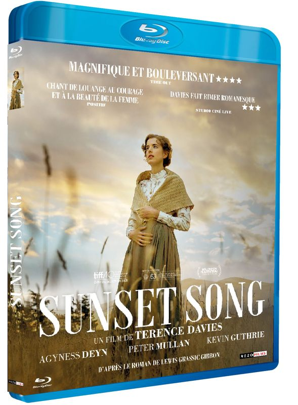 Blu ray Sunset Song