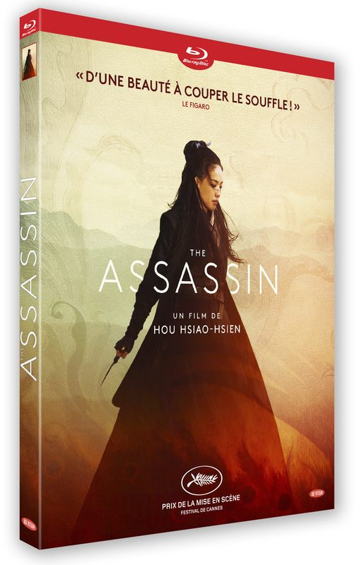 Blu ray The Assassin