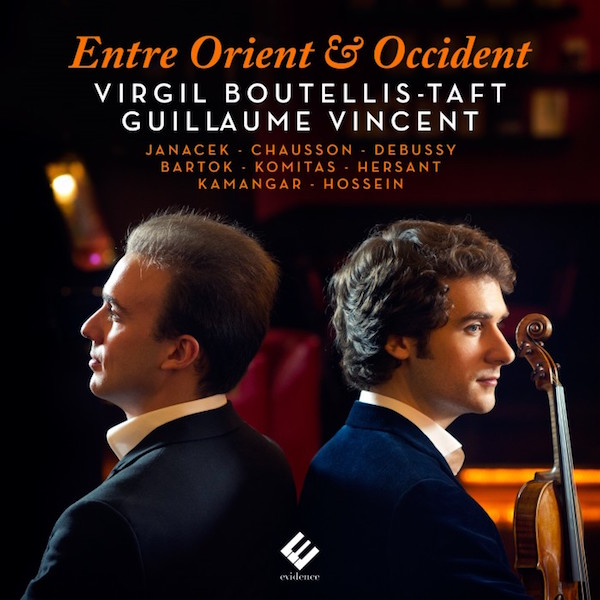 CD Entre Orient et Occident