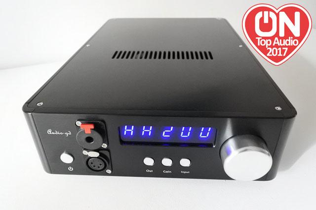 Test Audio Gd Nfb 1amp Ampli Casque Haut De Gamme Au Rapport