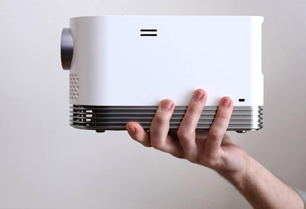 ProBeam : le mini projecteur laser de LG se dévoile
