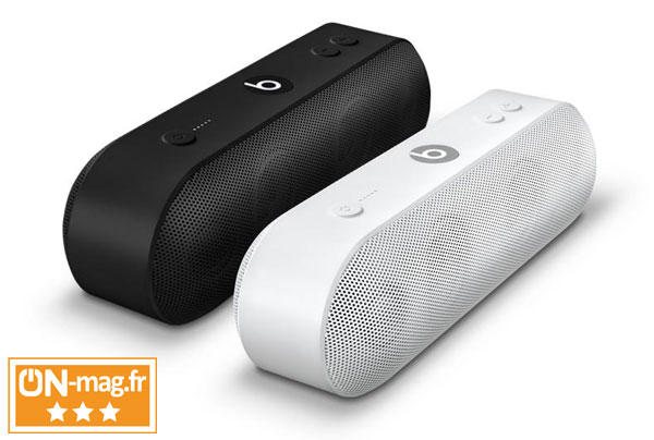 Beats Pill plus test ON mag