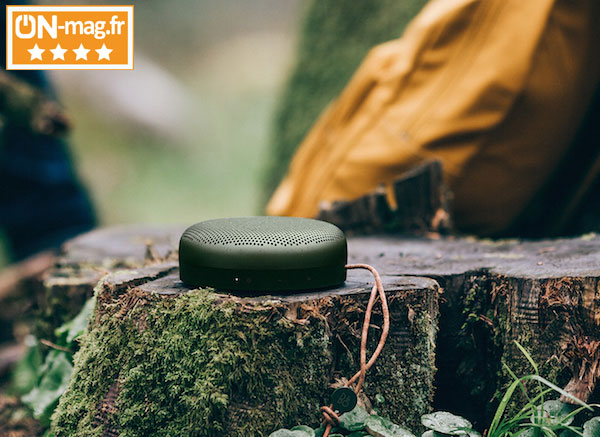 BeoPlay Beo A1 test ON mag