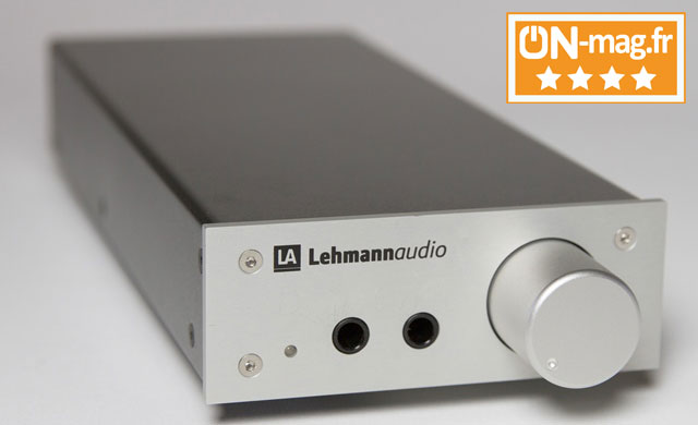Lehmann Audio Linear D test On mag