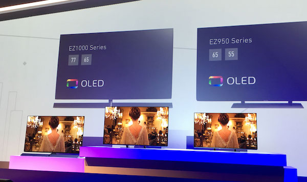 Panasonic TV OLED EZ950