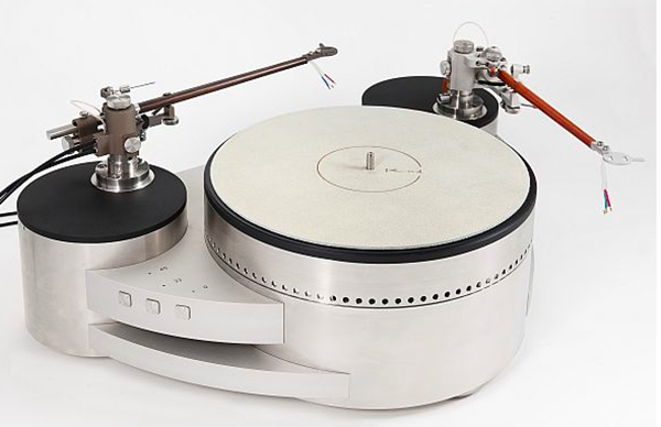 Reed Muse 3C turntable 1